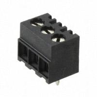TE Connectivity AMP Connectors - 1776112-3 - TERM BLOCK 3POS SIDE ENTRY 3.5MM