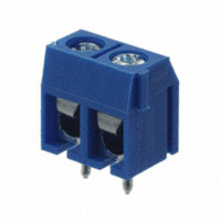 TE Connectivity AMP Connectors - 1776244-2 - TERM BLOCK 2POS SIDE ENTRY 5MM