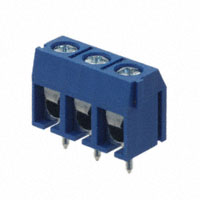 TE Connectivity AMP Connectors - 1776244-3 - TERM BLOCK 3POS SIDE ENTRY 5MM