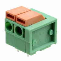 TE Connectivity AMP Connectors - 1776261-2 - TERMINAL BLK 2POS 5MM SIDE ENT