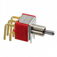 TE Connectivity ALCOSWITCH Switches - 1825139-2 - SWITCH TOGGLE DPDT 0.4VA 20V