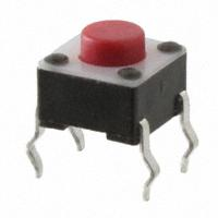 TE Connectivity ALCOSWITCH Switches - 1825910-7 - SWITCH TACTILE SPST-NO 0.05A 24V