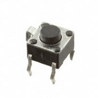 TE Connectivity ALCOSWITCH Switches - 1825955-6 - SWITCH TACTILE SPST-NO 0.05A 24V