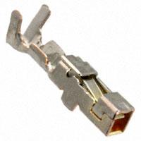 TE Connectivity AMP Connectors - 1827569-2 - DYN D1000 REC CONT S GOLD FORM