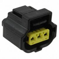 TE Connectivity AMP Connectors - 184032-1 - 3 POS. PLUG ASSY, KEY A
