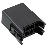 TE Connectivity AMP Connectors - 1871417-1 - DYNAMIC D-4800 TAB HSG 8P WITH H