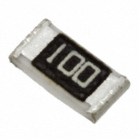 TE Connectivity Passive Product - FCR1206J10R - RES SMD 10 OHM 5% 1/8W 1206