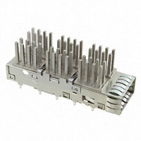 TE Connectivity AMP Connectors - 1888631-3 - CONN CAGE+ NW HSINK THRU QSFP