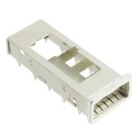 TE Connectivity AMP Connectors - 1888781-1 - CONN CAGE BEHIND-BEZEL QSFP
