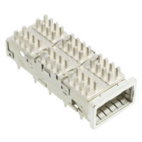 TE Connectivity AMP Connectors - 1888968-2 - CONN CAGE+ SAN HSINK BEHIND QSFP