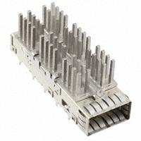 TE Connectivity AMP Connectors - 1888972-2 - CONN CAGE & HSINK SGL PORT QSFP