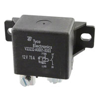 TE Connectivity Potter & Brumfield Relays - 1904001-2 - RELAY AUTO SPST-NO 75A 12V