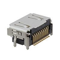 TE Connectivity AMP Connectors - 1932649-6 - HDMI REC SMT SHORT TYPE EMBOSS