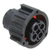 TE Connectivity AMP Connectors - 1-967325-1 - CONN PLUG HSG FMALE 4POS INLINE