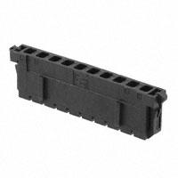 TE Connectivity AMP Connectors - 1971150-1 - REC PLUG 10P FOR D1500 JCT BOX