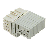 TE Connectivity AMP Connectors - 1982738-2 - FEMALE CONNECTOR TELCORDIA