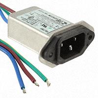 TE Connectivity Corcom Filters - 1EJT8F - PWR ENT RCPT IEC320-C14 PNL WIRE
