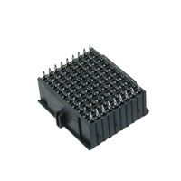 TE Connectivity Aerospace, Defense and Marine - 2000896-1 - CONN RECEPTACLE 90POS T/H