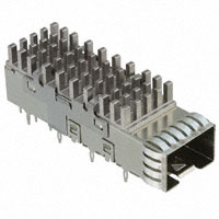 TE Connectivity AMP Connectors - 2007464-2 - CONN CAGE&HEAT SINK SGL PORT