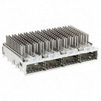 TE Connectivity AMP Connectors - 2007626-2 - 1X4 QSFP KIT ASSY SQR LP, NETWOR