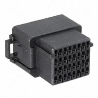 TE Connectivity AMP Connectors - 2013391-1 - CONN MOLD REC HSG 32POS R-TYP