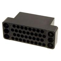 TE Connectivity AMP Connectors - 201357-1 - MALE BLOCK 34 PL