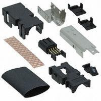 TE Connectivity AMP Connectors - 2040008-2 - CONN IND MINI II PLUG 8POS SLDR