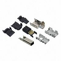 TE Connectivity AMP Connectors - 2013595-3 - CONN IND MINI I PLUG 8POS SLDR