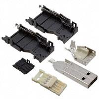 TE Connectivity AMP Connectors - 2013798-1 - CONN PLUG 4POS USB TYPE A SOLDER