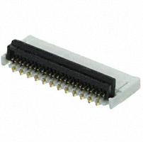 TE Connectivity AMP Connectors - 2013928-8 - CONN FPC TOP 25POS 0.30MM R/A