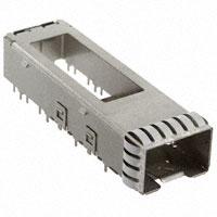 TE Connectivity AMP Connectors - 2057021-1 - SFP+ 1X1 CAGE ASSY, SHORT SOLDER