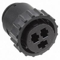 TE Connectivity AMP Connectors - 206037-2 - CONN PLG HSG FMALE 3POS INLINE