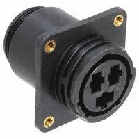 TE Connectivity AMP Connectors - 206425-5 - CONN RCPT HSG FMALE 3POS PNL MT