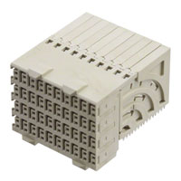 TE Connectivity Aerospace, Defense and Marine - 2065657-1 - CONN RCPT 80POS 8ROW RT ANG HM-Z