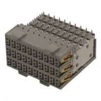 TE Connectivity Aerospace, Defense and Marine - 2065883-1 - CONN RCPT 60POS 6ROW RT ANG HM-Z