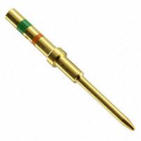 TE Connectivity Aerospace, Defense and Marine - 208262-3 - CONN PIN SIZE 22 GOLD CRIMP