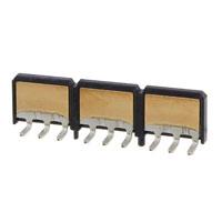 TE Connectivity AMP Connectors - 2085196-1 - CONN EDGE DUAL MALE 6POS GOLD