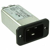 TE Connectivity Corcom Filters - 20EEJ1 - PWR ENT RCPT IEC320-C20 PANEL QC