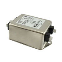 TE Connectivity Corcom Filters - 3-1609037-8 - LINE FILTER 250VAC 20A CHASS MNT