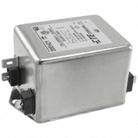 TE Connectivity Corcom Filters - 3-1609037-2 - LINE FILTER 250VAC 20A CHASS MNT