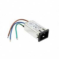 TE Connectivity AMP Connectors - 20EJS8 - PWR ENT RCPT IEC320-C20 PNL WIRE