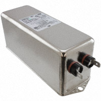 TE Connectivity Corcom Filters - 20EQ1 - LINE FILTER 250VAC 20A CHASS MNT