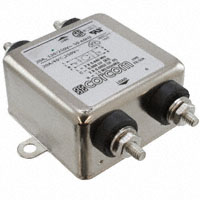 TE Connectivity Corcom Filters - 1-6609021-3 - LINE FILTER 250VAC 20A CHASS MNT