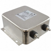 TE Connectivity Corcom Filters - 20VR6 - LINE FILTER 250VAC 20A CHASS MNT