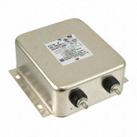 TE Connectivity Corcom Filters - 20VS6 - LINE FILTER 120/250VAC 20A CHASS