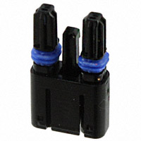 TE Connectivity AMP Connectors - 2106135-2 - CONN SSL PLUG HSG 2POS 3.5MM
