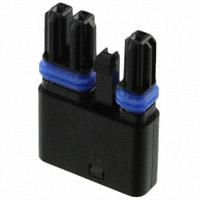 TE Connectivity AMP Connectors - 2106135-3 - CONN SSL PLUG HSG 3POS 3.5MM