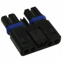TE Connectivity AMP Connectors - 2106135-4 - CONN SSL PLUG HSG 4POS 3.5MM