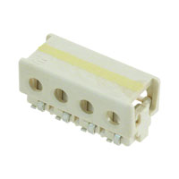 TE Connectivity AMP Connectors - 2106431-4 - CONN IDC HOUSING 4POS 18AWG SMD