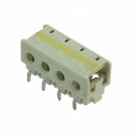 TE Connectivity AMP Connectors - 2106489-4 - CONN IDC HOUSING 4POS 18AWG T/H